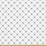 ABAKUHAUS Jahrgang Microfaser Stoff als Meterware, Shabby
