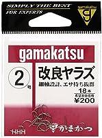 がまかつ(Gamakatsu) バラ 改良ヤラズ(茶) 2