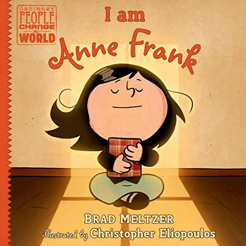 I Am Anne Frank cover art
