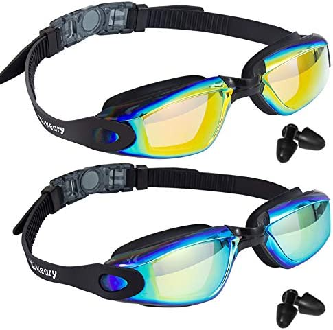 Keary Swim Goggles 2 Pack Anti Fog Swimming Goggles for Adult Women Men Youth Junior Kids No product image
