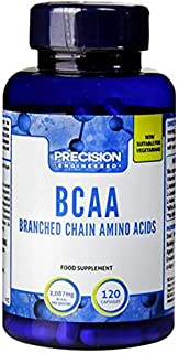 Precision Engineered Branched Chain Amino Acids, 120 Capsules, 2087mg, 120 count