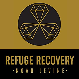 Refuge Recovery audiobook cover art
