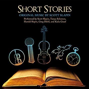 Short Stories: Original Music by Scott Slapin