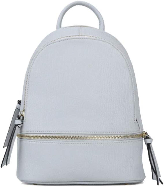Frauen Tasche Rucksack Einfache Mode Reisetasche College Style Style Style Persönlichkeit Große Kapazität B07GNJ45GG ef129c