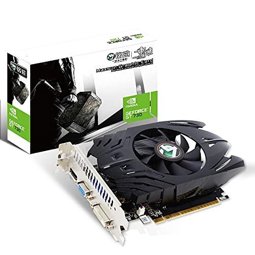 MAXSUN GeForce GT 730 4GB 128 Bit DDR3 ITX Design PCI Express DVI-I, HDMI, VGA Video Graphics Card GPU