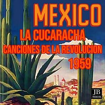 La Cucaracha Canciones de la Revolucion Mexicana 1959 (feat. Dueto América) [Mexico]