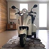 VELECO Tricycle électrique pour seniors, scooter électrique senior, scooter électrique senior, ZT15, blanc.