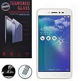 HCN PHONE® 1 Film Verre Trempé de protection d'écran pour Asus Zenfone Max ZC550KL - TRANSPARENT