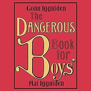 The Dangerous Book for Boys audiobook cover art