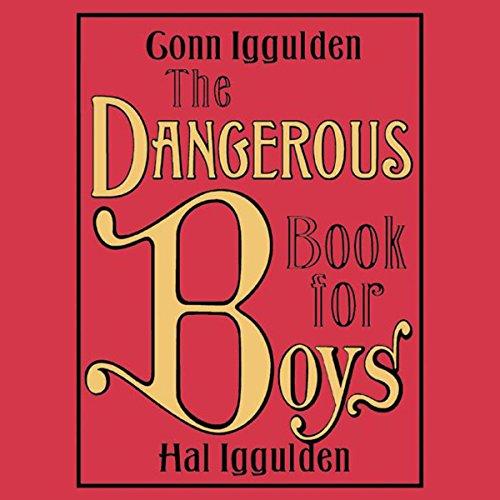 The Dangerous Book for Boys cover art
