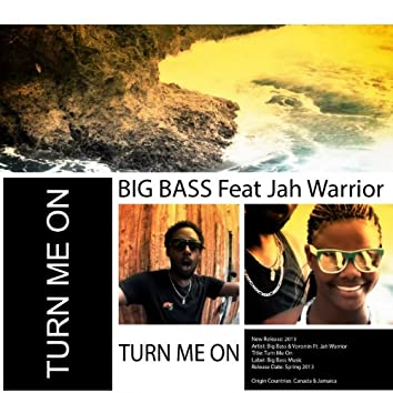 Turn Me On (feat. Jah Warrior)