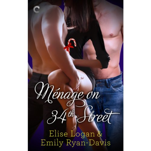 Menage on 34th Street audiobook cover art