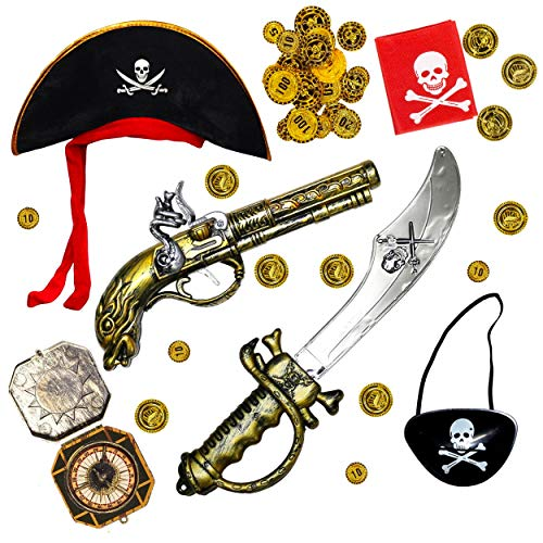 Robelli Kids Toy Pirate Fancy Dr...