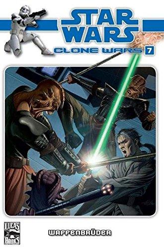 Star Wars Klonkriege Sonderband 7: Waffenbrüder