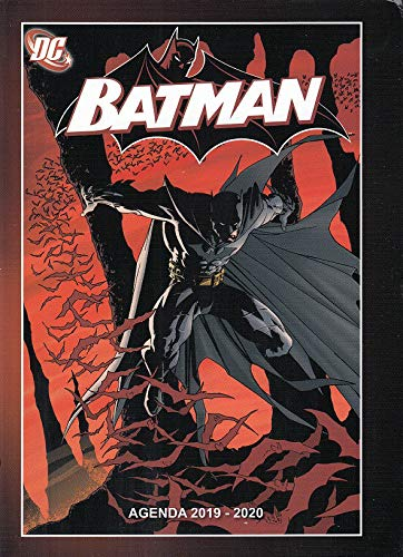 DC Comics–1–Agenda (Batman–siete 2018de...