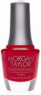 Morgan Taylor Nail Polish, Pretty Woman, 0.5 Ounce