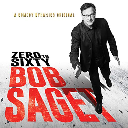 Bob Saget cover art
