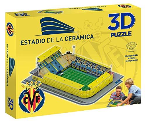 Eleven Force 3D-Puzzle Stadion der Keramik (13392)