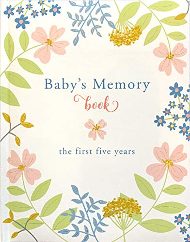 Baby's Memory Book (Deluxe, Cloth-bound edition)