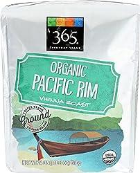 365 Everyday Value, Organic Pacific Rim Coffee, 24 oz