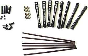Hot Racing Wra311X01 Torsion Sway bar Set for Axial Wraith Rock Racer