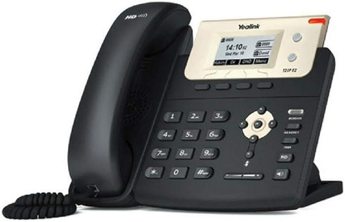 Yealink Sip T21p E2 Ip Phone Elektronik