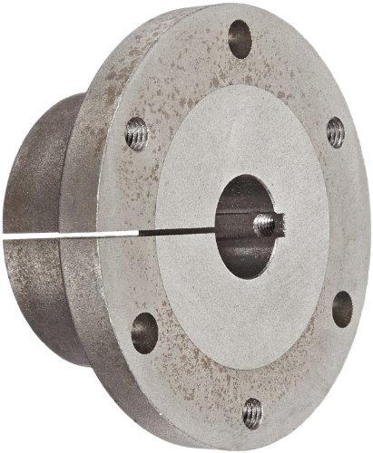 """Martin SF 2 Quick Disconnect Bushing, Sintered Steel, Inch, 2"""" Bore, 3.125"""" OD, 2.06"""" Length"""
