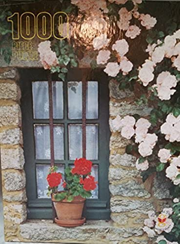 Golden Books 1000 Piece Puzzle - Country House, France by Golden Books Publishing Company