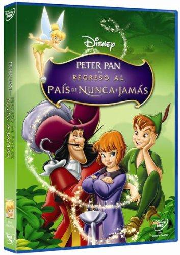 Peter Pan: El Regreso Al País de Nunca Jamás [DVD]
