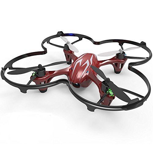 HUBSAN X4 H107C 4 Channel 2.4GHz 6 Axis Gyro RC Quadcopter...