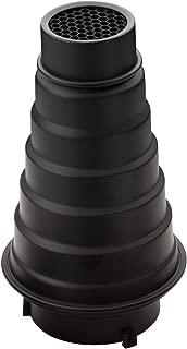 Godox SN-01 Bowens Mount Snoot Honeycomb Grid Light Beam Tube for Witstro AD600BM AD600B Universal Studio Strobe Flash (9