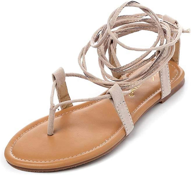 CFPPX Women's Ankle Strap Low Heel shoes Open Toe Platform Lace Hollow Sandals