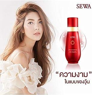 35e40689978 1 X 120ml SEWA INSAM ESSENCE Reduce wrinkle, Fit & firm skin Whitening Aura