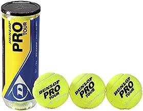 Dunlop Pro Tour Table 3 Piece Tennis Balls - Small