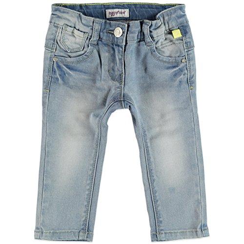 Babyface Bébé Fille Jeans, Bleu Clair, Taille 74