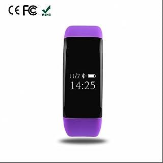 Fitness Tracker,Monitor de Actividad,Reloj Inteligente,Pulseras Actividad,Notificación de Mensaje,Control de Cámara,Pulsera Inteligente con Pulsómetro,