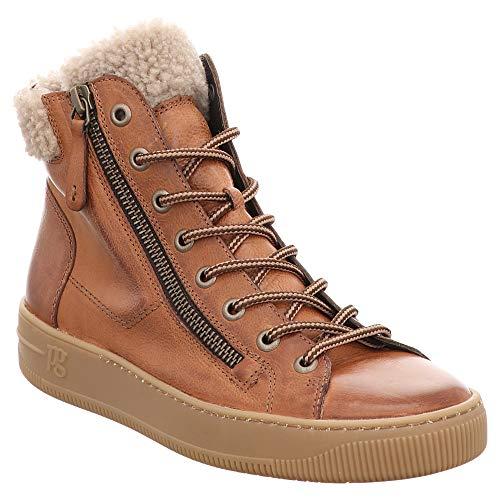 Paul Green Damen Sneaker 4676,043 braun 544859