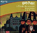 Harry Potter a L'ecole Des Sorciers - MP3 CD (French Edition) by Joanne K Rowling (2013-05-24) - 24/05/2013
