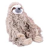 Wild Republic Cuddlekin Three Toed Sloth 12' Plush
