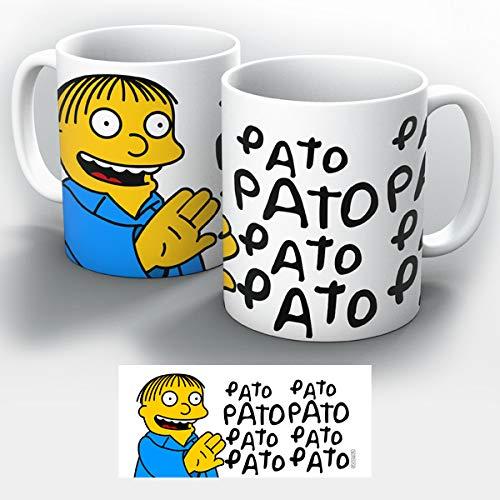 goatxa Ralph Wiggum-Pato Pato-Taza