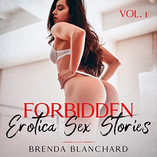 Forbidden Erotica Sex Stories Audiobook By Brenda Blanchard cover art