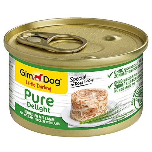 GimDog Pure Delight Pollo & Cordero 85 gr ⭐