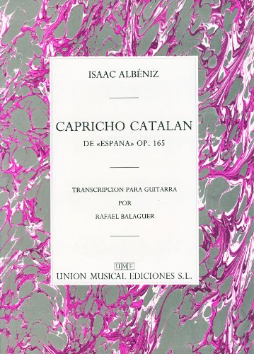 ALBENIZ - Capricho Catalan de