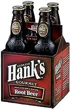 Hank's Gourmet Root Beer 4 Pack