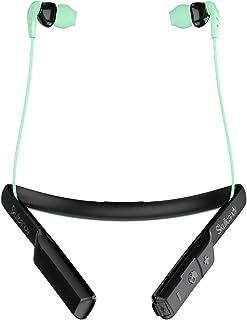 Skullcandy Method Draadloze in-ear hoofdtelefoon met microfoon, zwart/groen