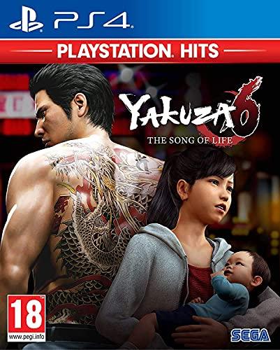 Yakuza 6: The Song of Life PS4 - PlayStation 4