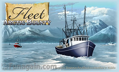 Eagle-Gryphon Games EAG01430 Brettspiel Fleet:...