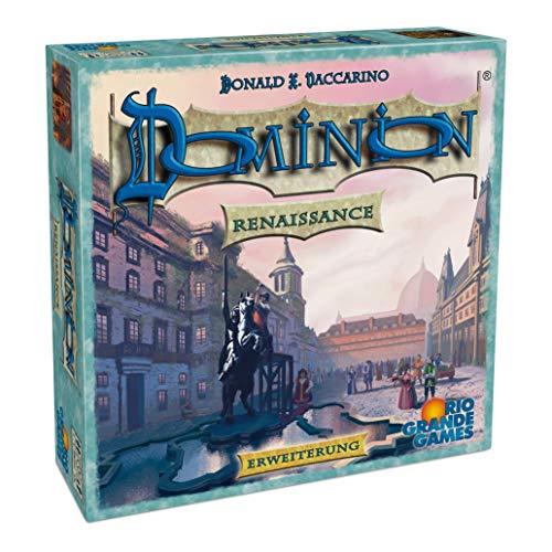 Rio Grande Games 1417 - Dominion: Renaissance [Erweiterung]