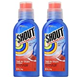 Shout Advanced Ultra Concentrated Stain Removing Gel, 8.7 Oz, 2 Pack