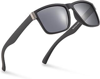 2020Ventiventi Mens Polarized Lightweight UV Protection Sunglasses for Driving
